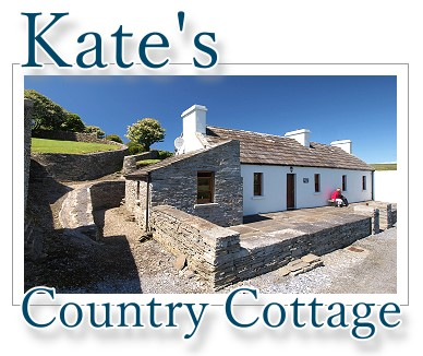 Kate's Country Cottage near Cliffs of Moher